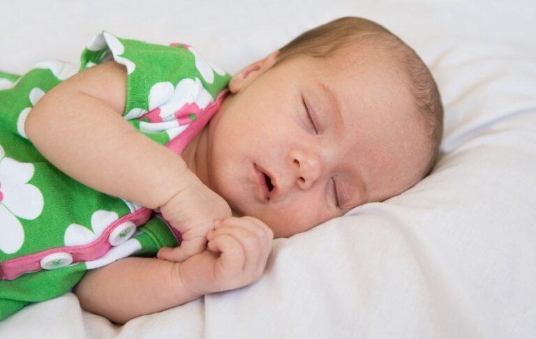 Monitor Baby Sleeping